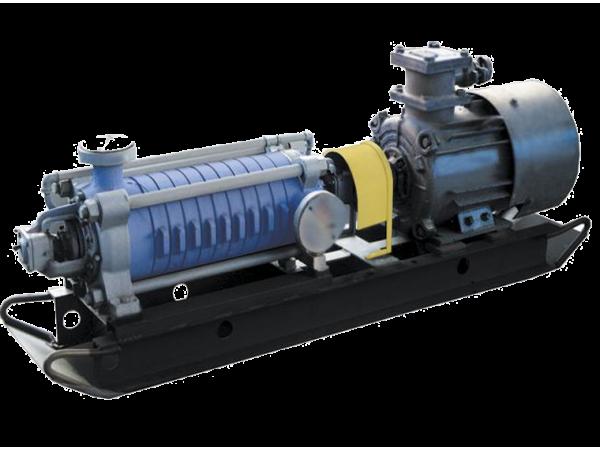 Насос ЦНС 13-280 секционный центробежный для холодной воды