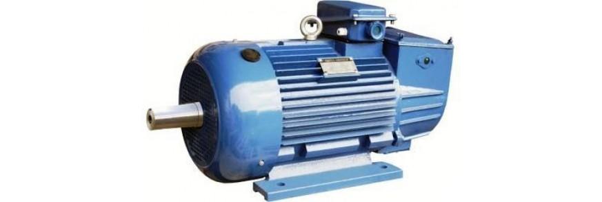 Крановые электродвигатели MTF, МТН, ДMTF, MTKF, МТКН, ДMTKF