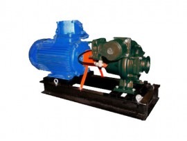 Насосный агрегат АСЦН 75/70 с эл.дв. 22 кВт/1500об для топлива