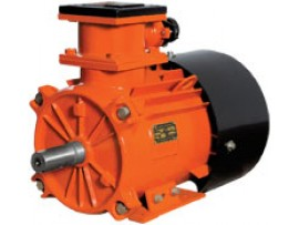 Взрывозащищенные рудничные электродвигатели ВРА, АВР, 3АВР, ВРП, АИУ (0)