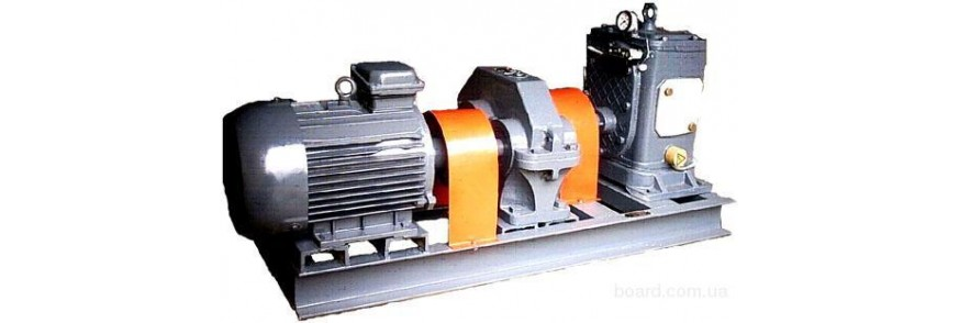 Насосы битумные ДС-125 и битумные установки ДС-134 на их базе, насосы П6ППВ